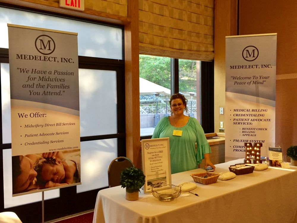 CAM 2016 Conference - Exhibitor Booth
